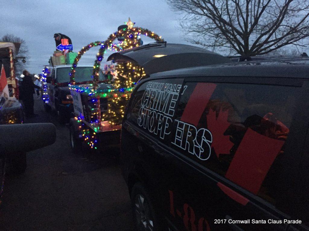 2017 Cornwall Santa Claus Parade - 2