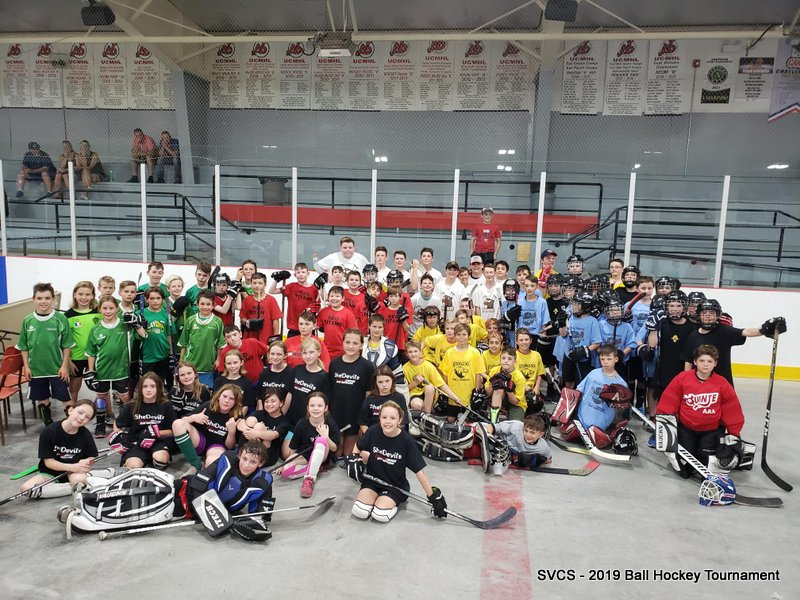 SVCS 2019 Ball Hockey